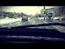 Первый снег в Южном Бутове