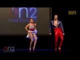 Vito Ranieri & Stefania Errede. Pachanga Miramare @ ON2 Salsa Congress 2013