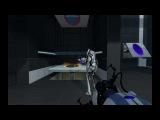 Portal 2 Co-op Part 2 [Танец победы]