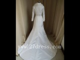 Real pictures of wedding dresses from 27dress.com