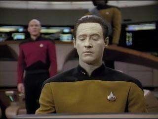 Звёздный путь: Следующее поколение / Star Trek: The Next Generation - Сезон 3 / Серия 24 - Хозяйка Трой