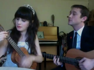 Zooey Deschanel and Joseph Gordon-Levitt - What Are You Doing New Years Eve?