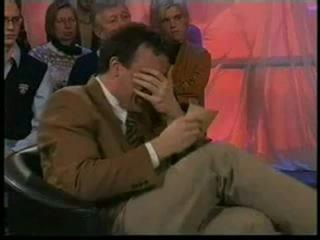 Реакция ведущего на людей с дефектом речи...