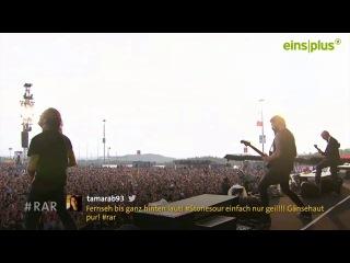 Stone Sour Children of the Grave Black Sabbath cover Rock am Ring 2013 Live