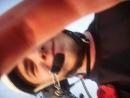 Мой полет на мотопараплане!!: г Красноярск о.Татышева 14.05.2012г.:)