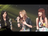 [PERF]SNSD Taeyeon Tiffany Seohyun - Cater 2 U by (Y's SketchBook/2012.06.01)