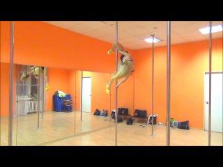 Alex Clark – Alive choreography by Maria Raspopova - pole dance - Dance Studio WoW