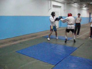 Вин Чун против Самбо