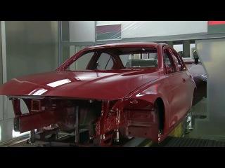 BMW 3 серии F30 за 15 минут