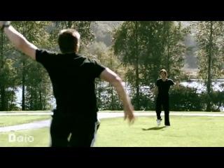 Так и тянет танцевать!(Дин(Дженсен) и Сэм(Джаред) Винчестеры)