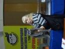 Шерман-голубой котик Адвоката и Алисии на выставке в Туле