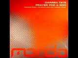 Darren Tate - Prayer For a God (Original Mix). Trance-Epocha