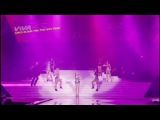 Girls Aloud - Wake Me Up Jump (Ten The Hits Tour 2013)