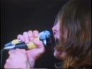 Black Sabbath - Paranoid. (Live In Paris 1970).