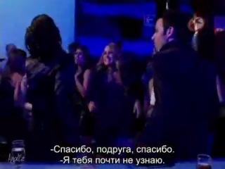 Триумф любви El triunfo del amor 33 серия русские субтитры