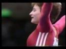 Елена Шушунова 1988 Сеул