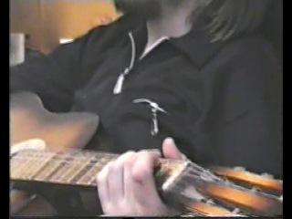 Александр Непомнящий, 26 февраля 2000 года, концерт в общежитие Арзамаса (часть вторая).