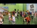 Наш дебют в современных танцах. Хип-Хоп(6 место)