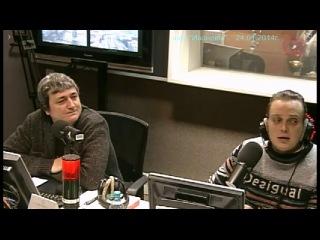 Группа КОД ДОСТУПА в эфире Радио МАЯК(Москва)24.01.14