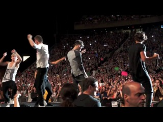 Уроки танца от One Direction