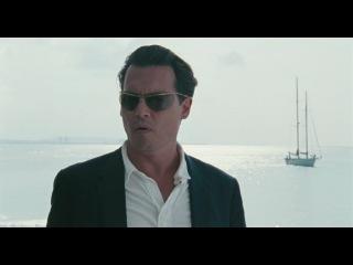 Ромовый дневник / The Rum Diary [Трейлер HD 720p]