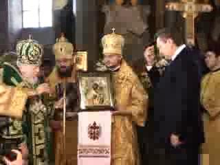 Свято Торжества Православія від 21 лютого 2010 р.