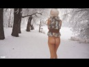 Фотосет Holy - Frosty nudity - Видео с фотосета 18+