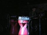 Sasha U (Samosad Bend) - Live Techno at Haven club 07.12.12 (Vologda) (part 2)