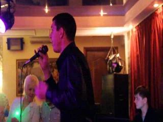 Аркадий Кобяков - А мне уже не привыкать Нижний Новгород, ресторан Русь 22.11.2013