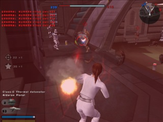 Star Wars : Battlefront II _ Полисс Масса 501 легион Эпизод 1