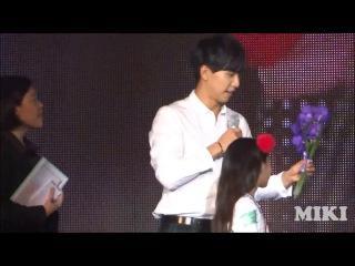 2013-09-14 - 李昇基 - 粉絲表白戰 - 李昇基台北見面會 [