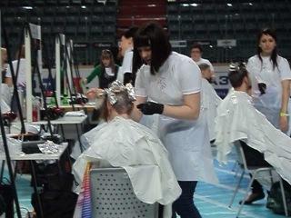 Золотые Ножницы 2013 XIV Международный фестиваль парикмахерского искусства «Золотые Ножницы Schwarzkopf Professional»