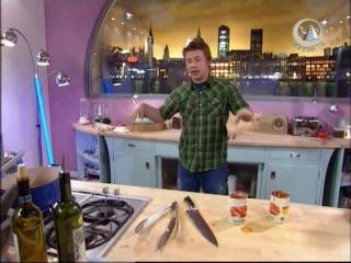 Жить вкусно с Джейми Оливером - Эпизод 5   Jamie Oliver - Oliver's Twist - Episode 5