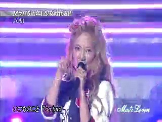 [PERF] SNSD - Oh! (Music Lovers/121007)
