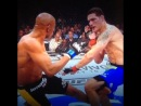 CurtOphoto — Chris Weidman vs. Anderson Silva 2 UFC168 Thats how Silva broke his leg. vine