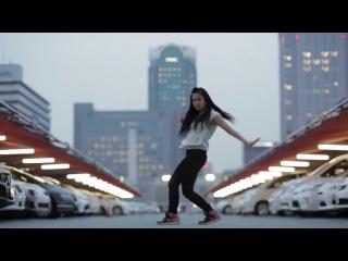 Четкий танец Yumeki & Ibuki are BAD QUEENS in Osaka, Japan Waacking PREVIEW   YAK FILMS