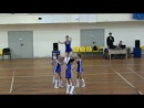 Соревнования Я Черлидер 19.05.12 команда Ультра-Бит