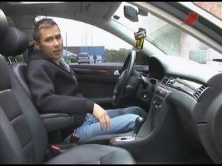 Автомобиль Audi A6 C5 (Ауди А6). Видео тест-драйв