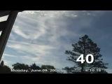 Химтрейлы 100%_ускоренное видео