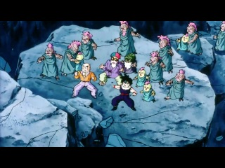 Dragon Ball Z Movie 8: The Legendary Super Saiyan / Драгонболл Зет: Легендарный супер саян [Rus Sub]