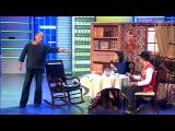 М. Задорнов и команда КВН Факультет журналистики (Питер) стемп 1.2 финала 2013