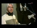 Дмитрий Хворостовский и Александра Пахмутова- Запись песни
