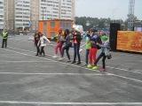 Ёлки 3 в Екатеринбурге. Вечер. Танцы девушек