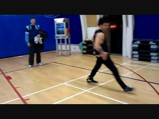 Силовая акробатика power moves