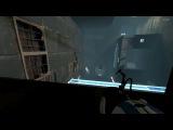 Portal 2 Co-op (с Татьяной) - серия 3