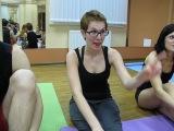 Семинар по парной йоге и стрейчингу в Нижнем Новгороде 15 декабря, ожидания от семинара Елизавета Калинина https://vk.com/her_privates_we