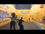 Carlos Ramirez \ Del Son a la Timba! Improvised Son\Casino dance at Hot Spot Da...