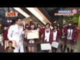 NMB48 в передаче Shoubai Hanjou от 4 января 2014