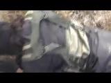 Снайпер YPG за работой ( Сирия )