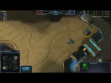 2013 WCS EU Season 1 - Premier, Ro8, LG-IM.Mvp vs. Liquid.TLO part1
